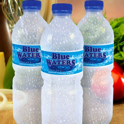 Blue Waters Bottled Water