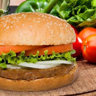 Mario's Classic Burger