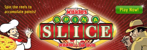 Mario's Spin-a-Slice