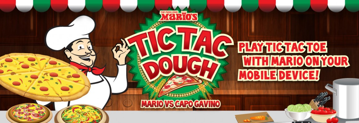 Mario's Kids Site Tic Tac Dough
