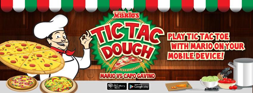 Mario's Tic Tac Dough