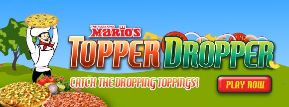 Mario's Topper Dropper