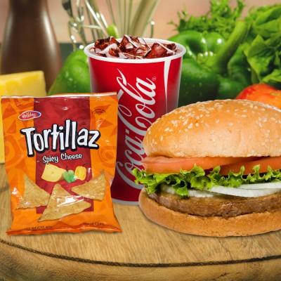 Mario's Burger Special