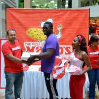 2015 National Pizza-eating Contest Individual Winner