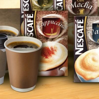 Nescafé Specialty Coffee