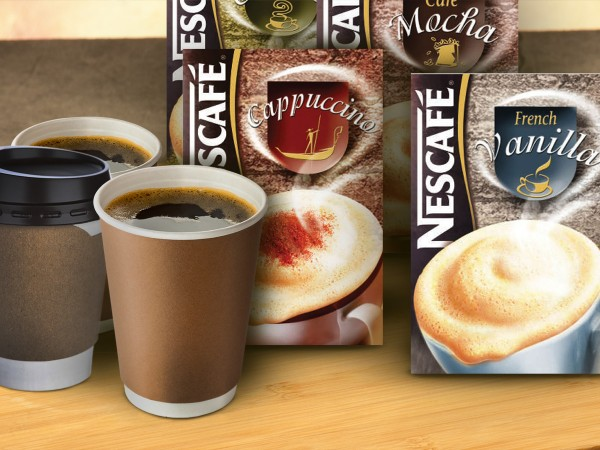 Nescafé Specialty Coffee