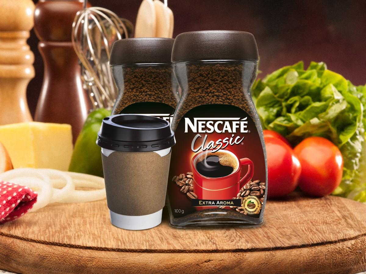 Nescafé Coffee