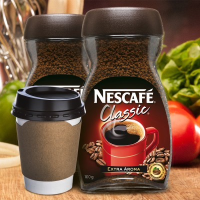 Nescafé Coffee