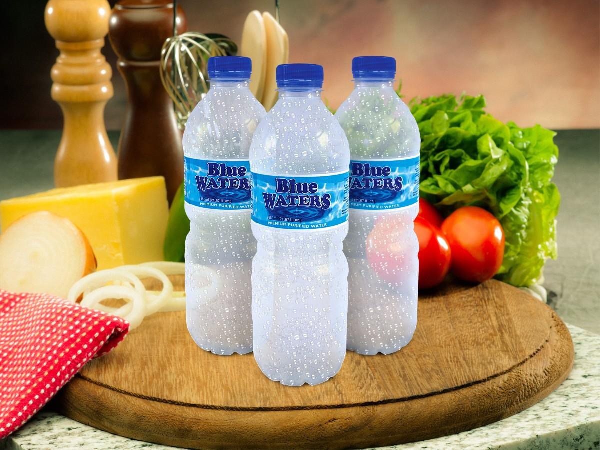 Blue Waters Bottled Water