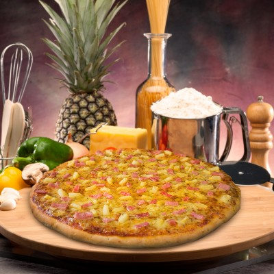 Hawaiian Craze Pizza