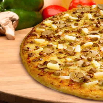 Veggie Max Pizza