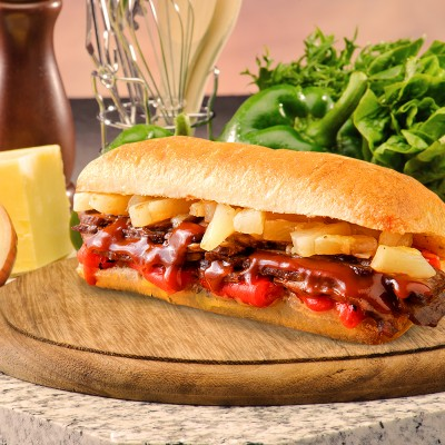 BBQ Beef Supremo