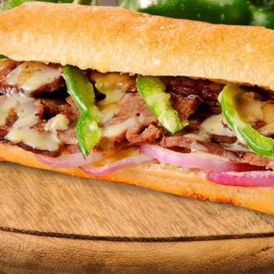 Italiano Cheesesteak